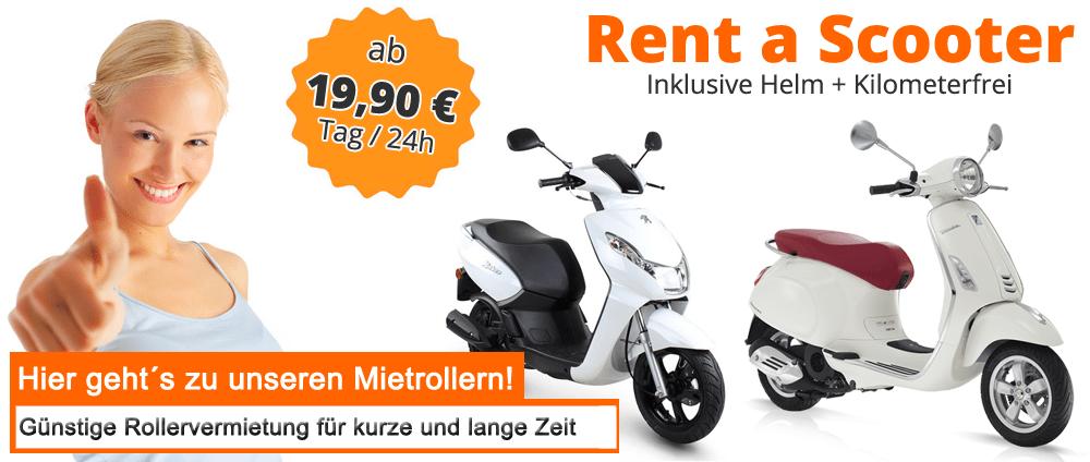 scooter motorsykkel moped sykkel leie berlin. Black Bedroom Furniture Sets. Home Design Ideas